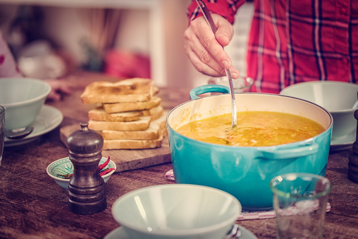 Mothers' Day Recipes – Asian soups for the soul