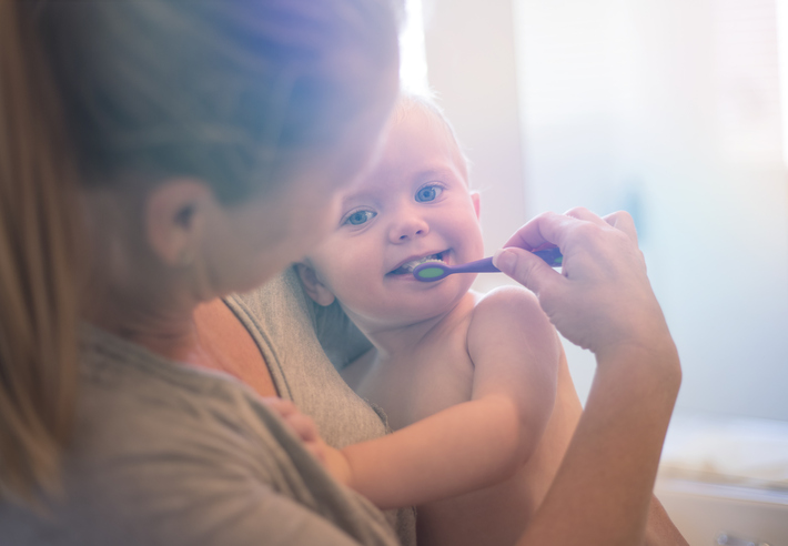 Baby teeth and how to prevent tooth decay