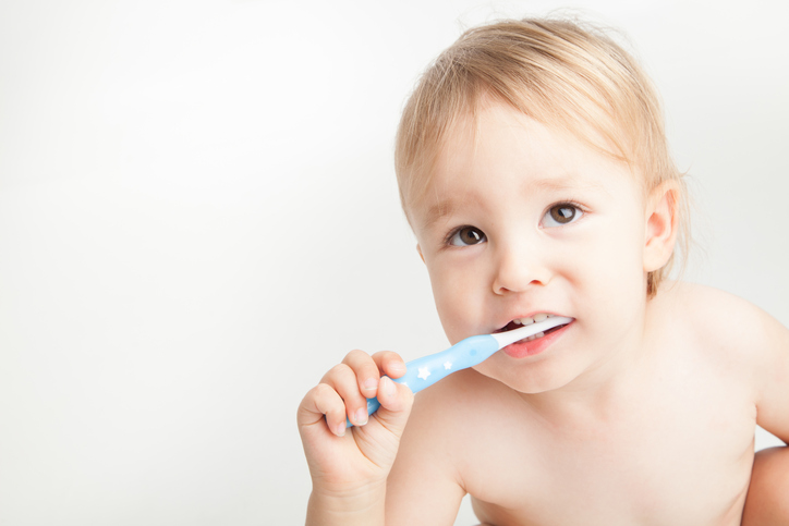 A guide to establishing an oral routine for your little ones