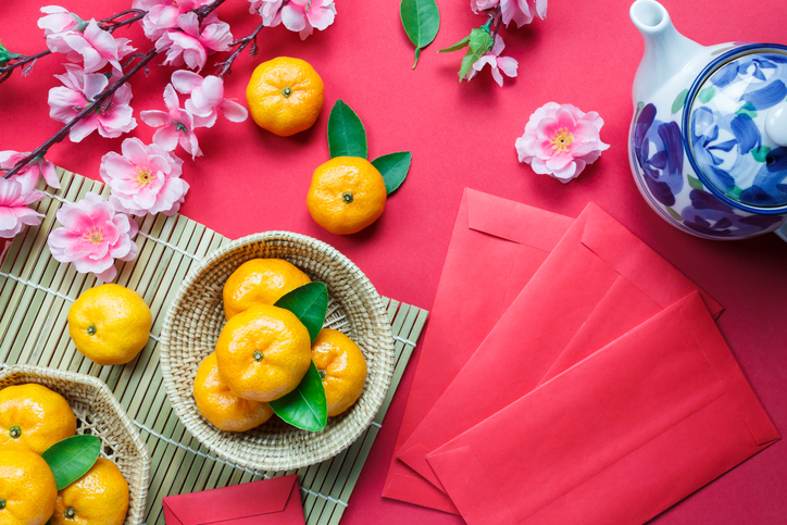 Eating Smart During Chinese New Year