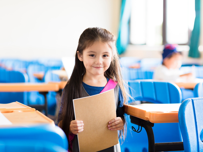Preparing for your child's first day of school