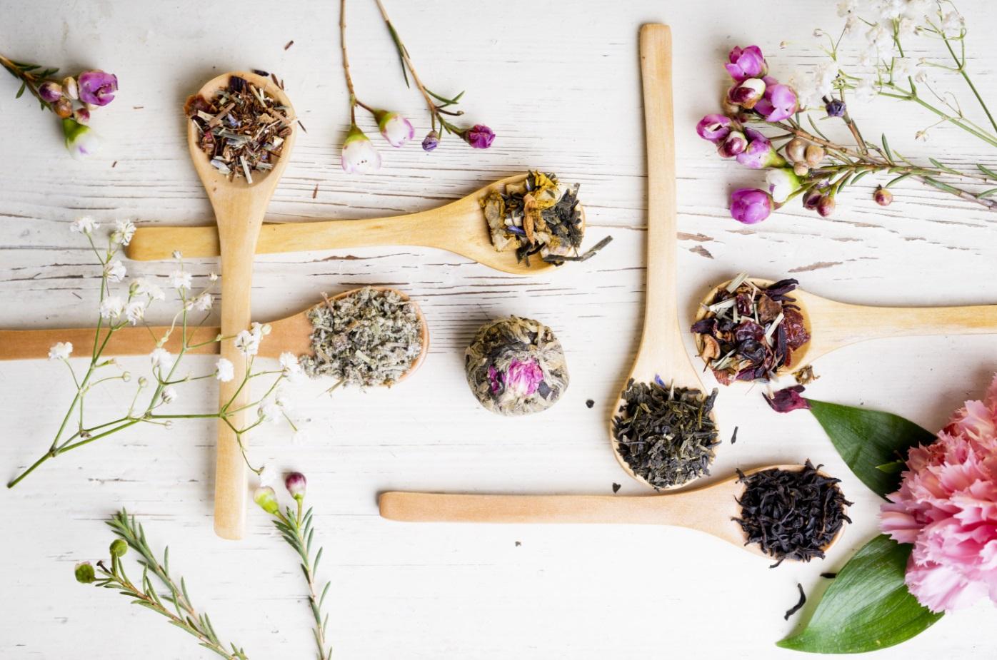 Organic Herbal Tea Recipe for Women