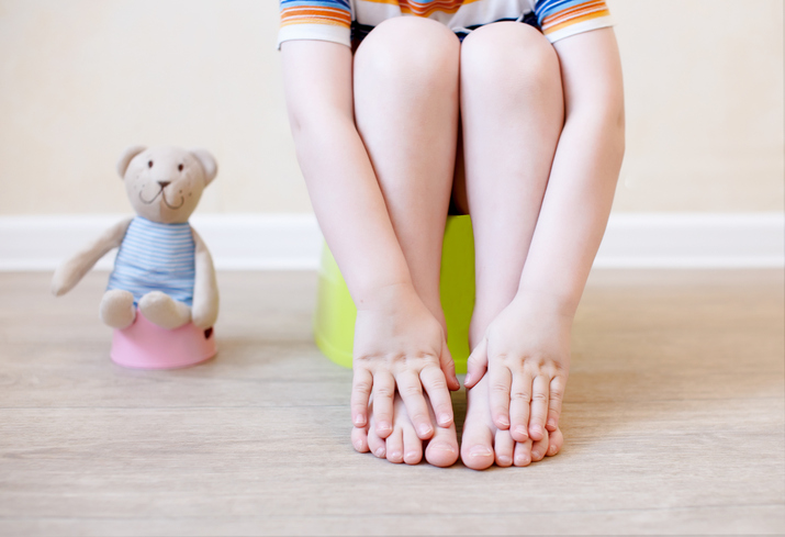 How to prepare your child for potty training