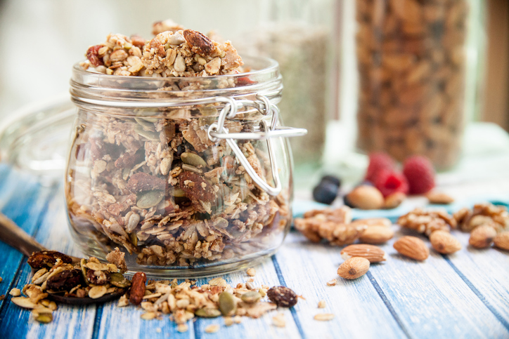 Recipe – Make Your Own Granola