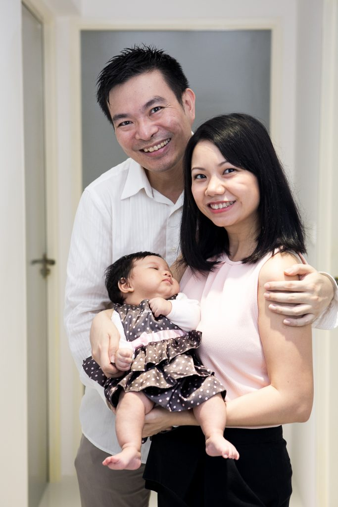 Find out how our ParentCraft Educators help new fathers manage their newborns