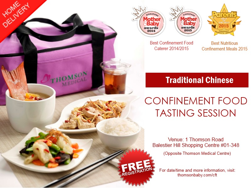 Confinement food home delivery thomson medical come join our monthly confinement food tasting session on saturday morning and find out more about our trending products that has caught the attention of forumfinder Gallery