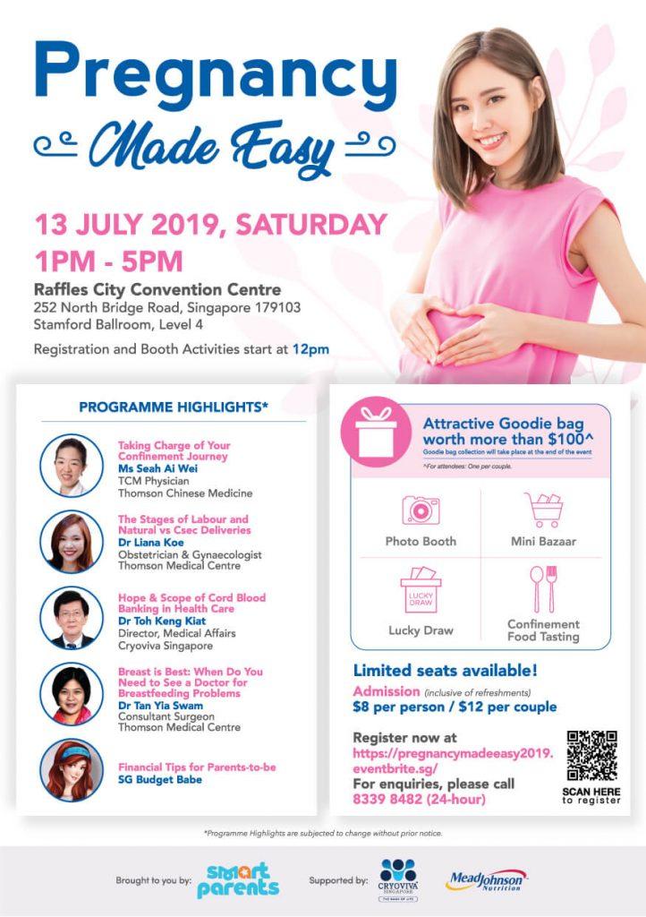 Pregnancy Made Easy 2019   Thomson Medical