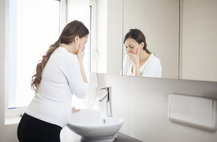 Coping With Morning Sickness